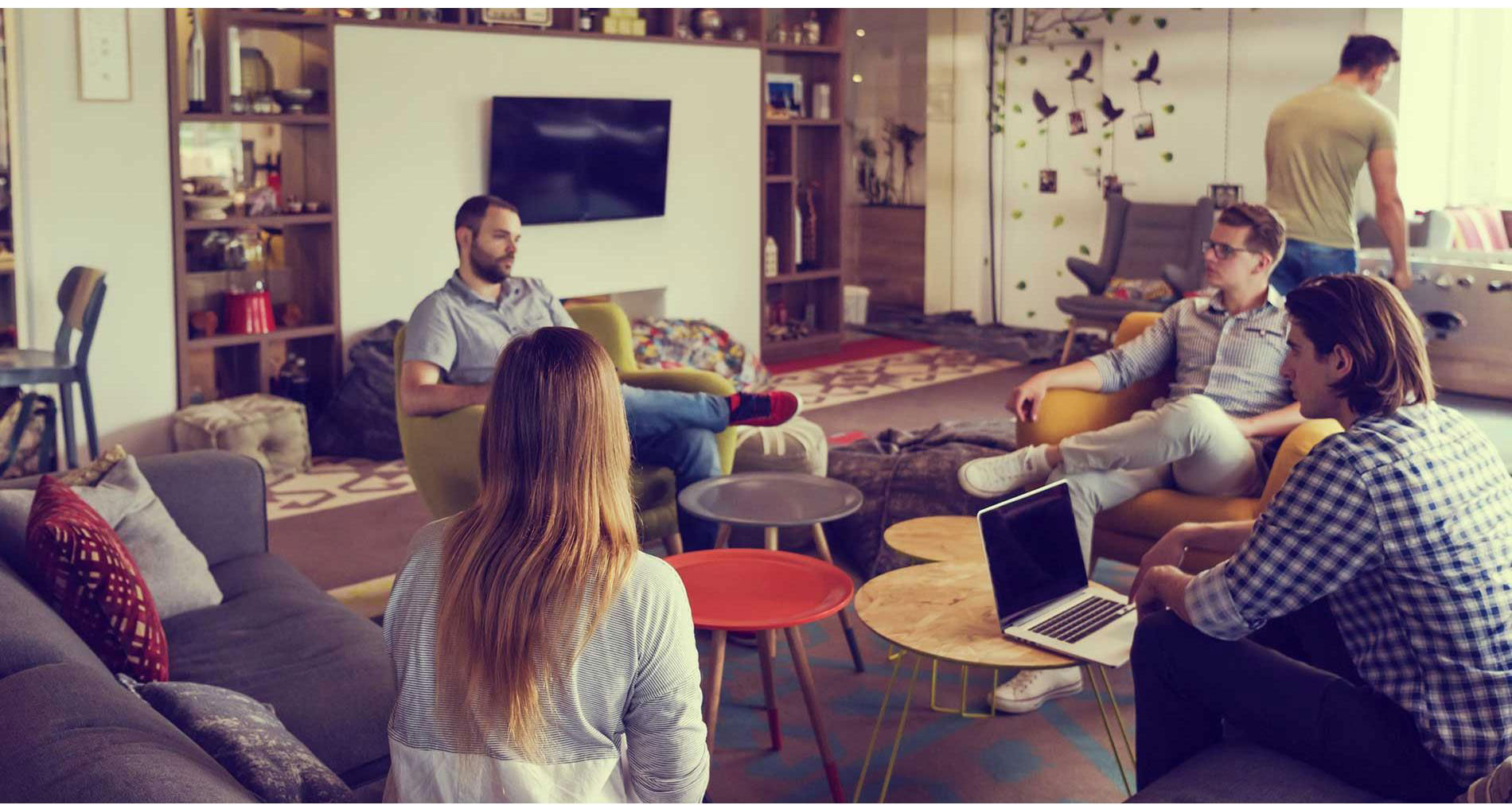 Office Zones: 4 Ways to Design For Success at Work