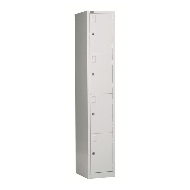 Metal Locker Four Tier