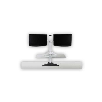 Clover Electric Portable Height Adjustable Desk