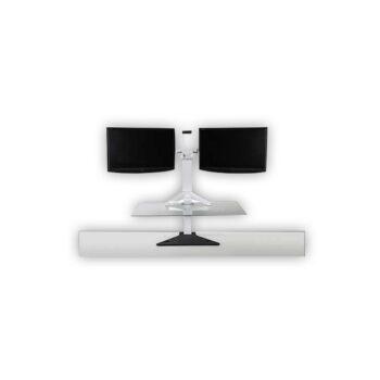 Clover Electric Portable Height Adjustable Desk