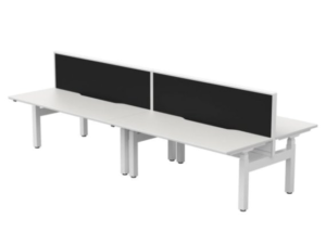 Configure Back to Back Electric Height Adjustable Workstations(2)