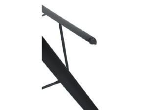 STOOL COGNAC V2 .75 Black(2)