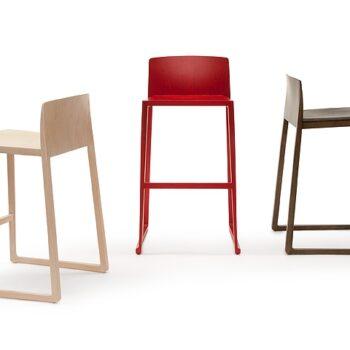 Rail stool