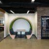 Portal Arc Sofa Pod
