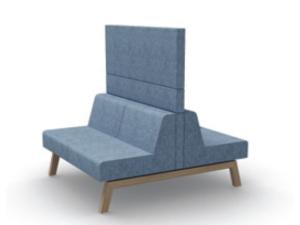 Hybrid modular Soft Seating(5)