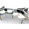 Max Hybrid Wing Sit-Stand Desking