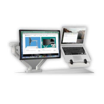 Flo Dual Monitor Arm