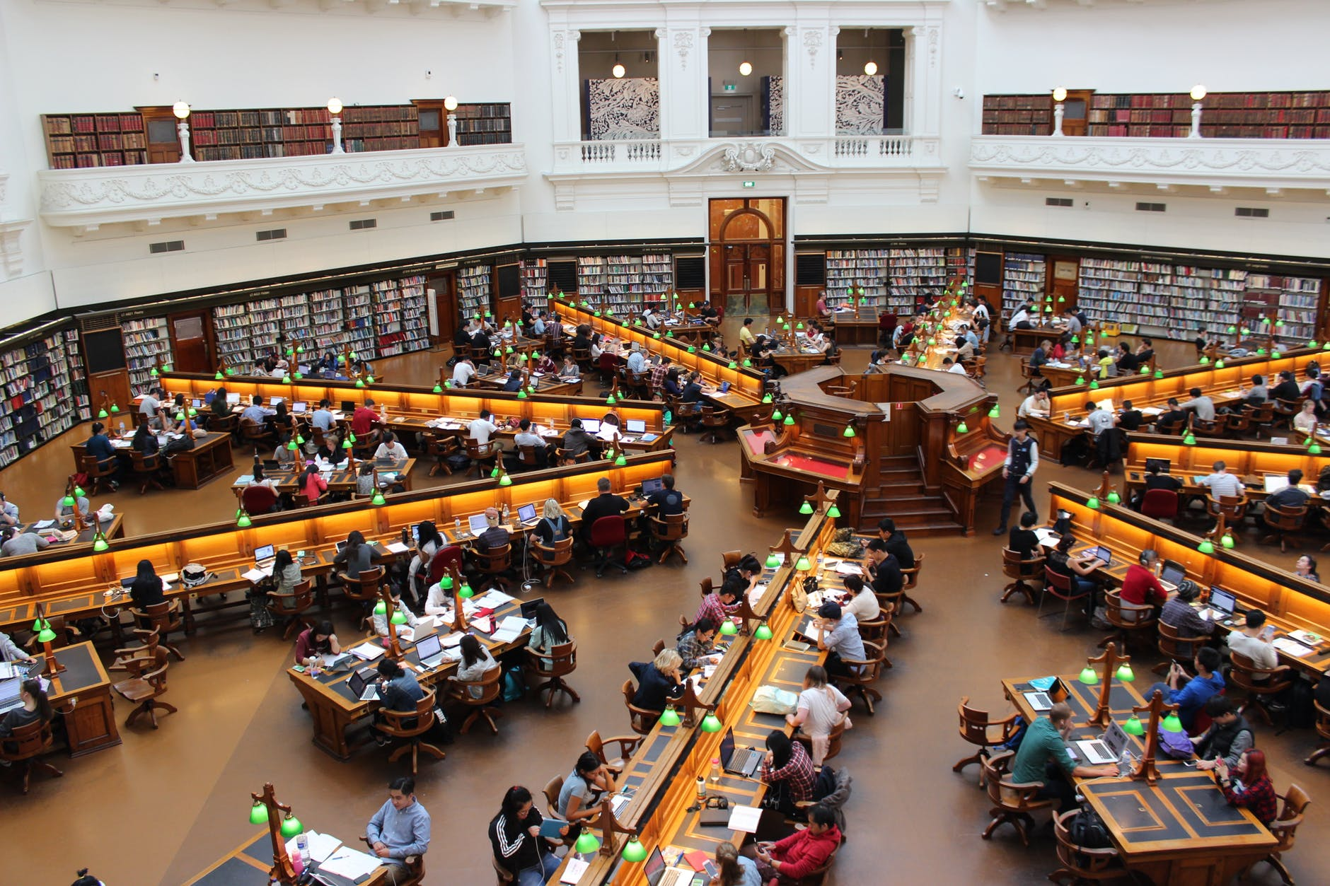 Furniture Trends In Libraries