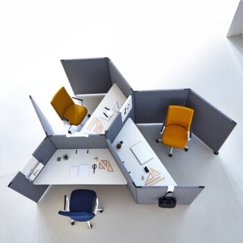 Link Office Pod Workstations