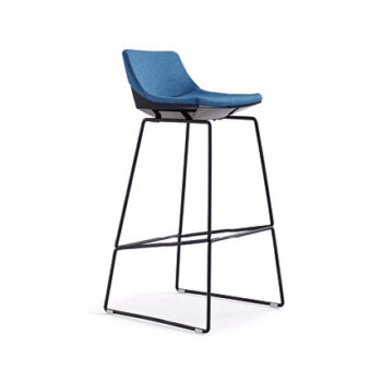 B-line Stool- Shell Medium Back