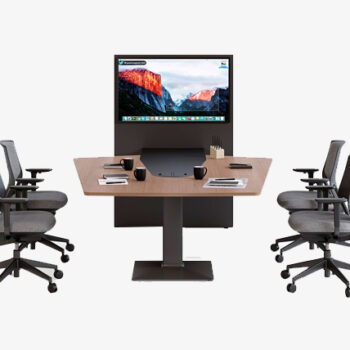 Actiu Power Collaboration Boardroom Table