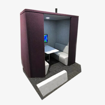 Roof Collaborative Booth - Modern Office Furniture - Motion Office