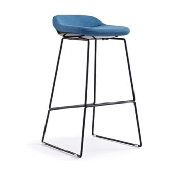 B-line Stool- Shell Low Back