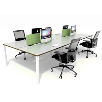 EX Linear 6 Person Workstations