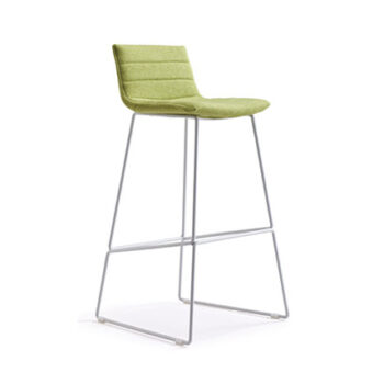 B-line Stool - Fully Upholstered