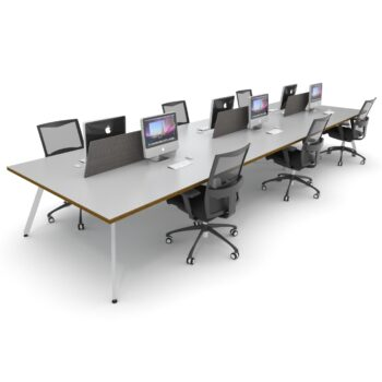 FX 120 6 Person Workstations