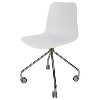 Arco Chair – 4 Star Fixed Base with Castors