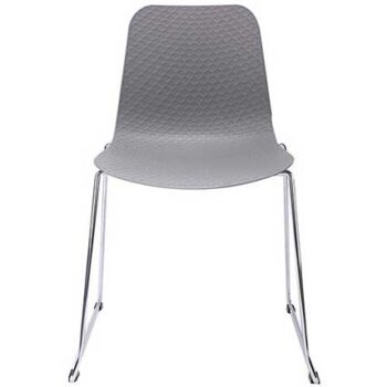 Arco Chair – Sled Base