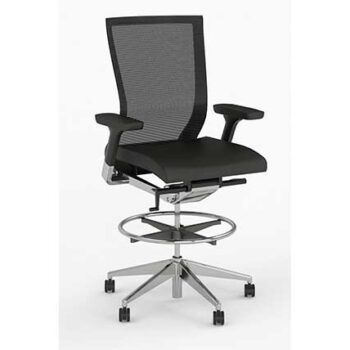 Oxygen Mesh Drafting Chair