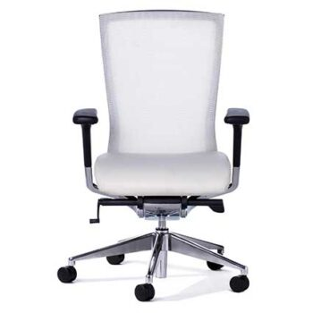 Oxygen Chair White