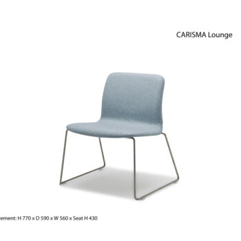 Carisma Visitor Lounge Chair