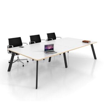 Double Gen X Meeting Table