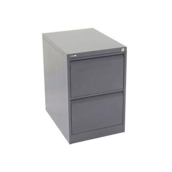 Vertical Filing Cabinet: Two Drawer