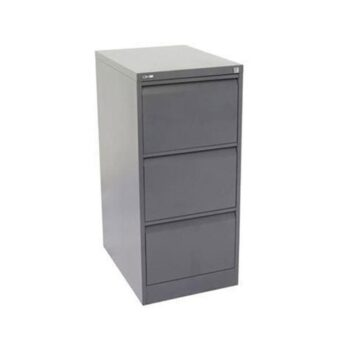 Vertical Filing Cabinet: Three Drawer