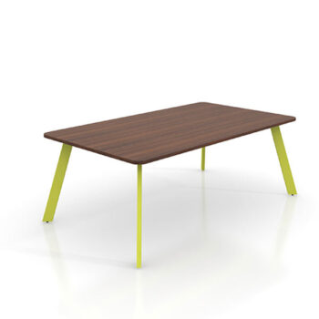 Gen X Meeting Table Brown