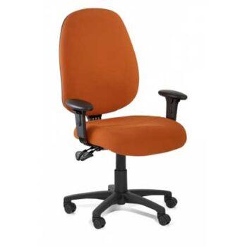 Gregory Task Chair Inca Customisable Range