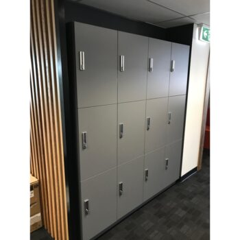 Melamine Lockers