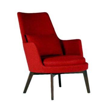 Loop armchair