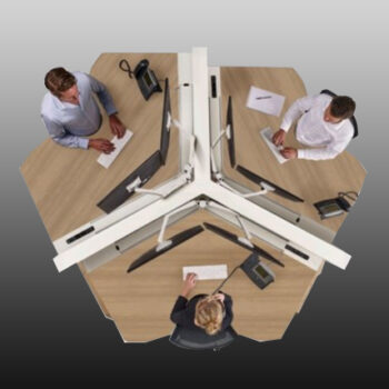 Max Hybrid Wing Sit-Stand Desking