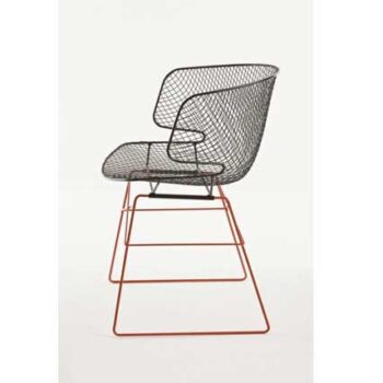 Wire Frame Chair