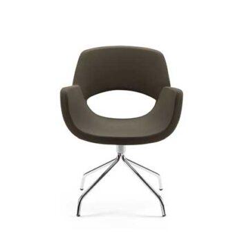 Kira Timber Leg Chair