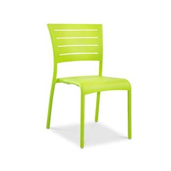 Green Plasma Chair