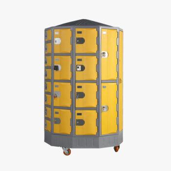 Carousel  Locker - Heavy Duty