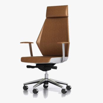 Evo Executive Chair Leather
