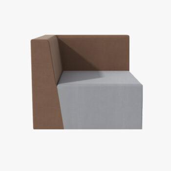 Simple Corner Seat