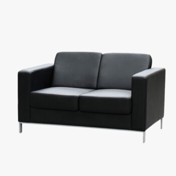 Milano 1 Seater Leather Lounge