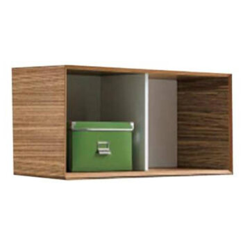 Evolution open top cabinet