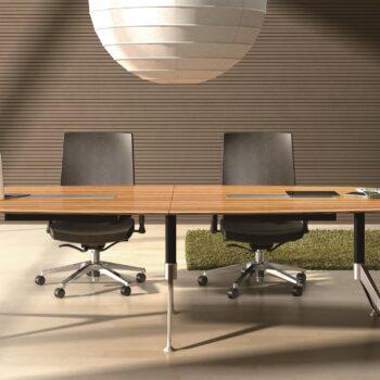 Nova Veneer Executive desk