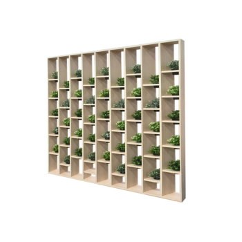 VERTICAL GARDEN Screen- Open