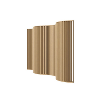 SLAT WALL CURVED