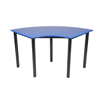 Quadrant Student Table Royal Blue
