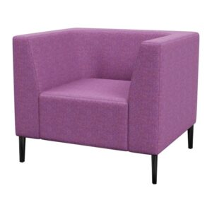 Haven Standard Back 1 Seater With Arms Metal Feet Synergy Fellowship 800×800