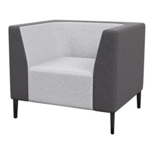 Haven Standard Both Arms 1Seater Metal Feet 800×800
